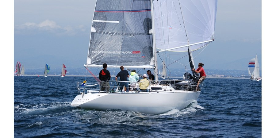 J/34 Sailing Performance